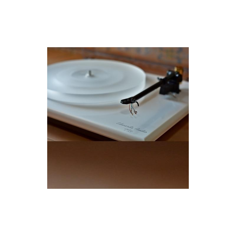 Edwards Audio TT3 Giradiscos blanco