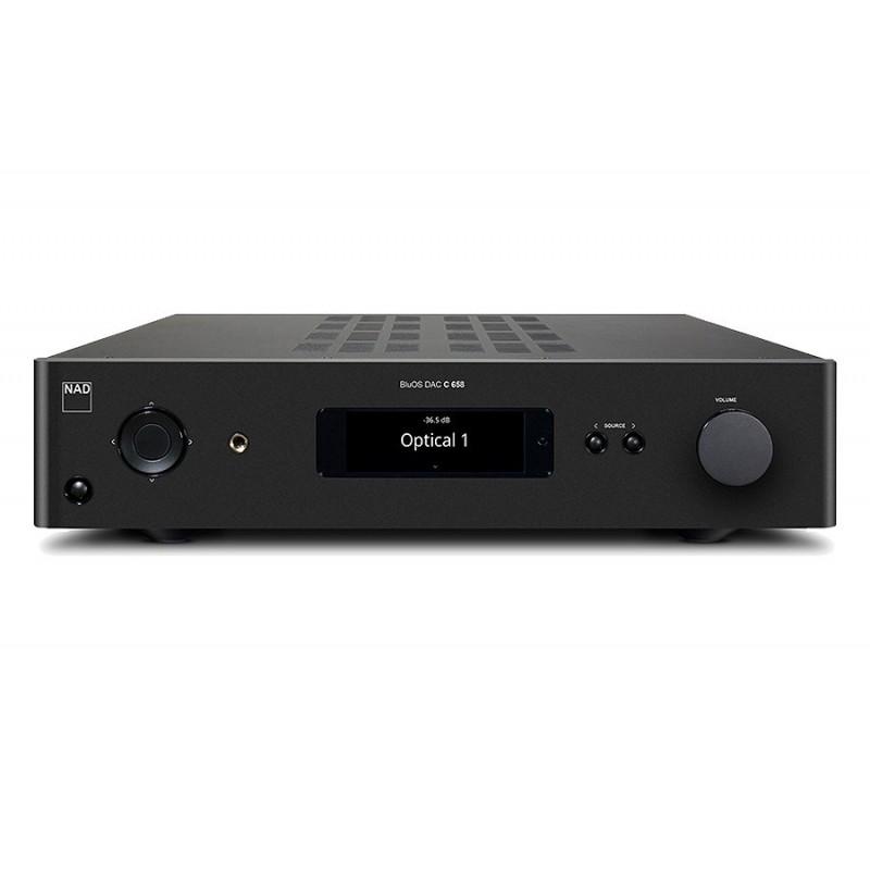 NAD C658 Streaming