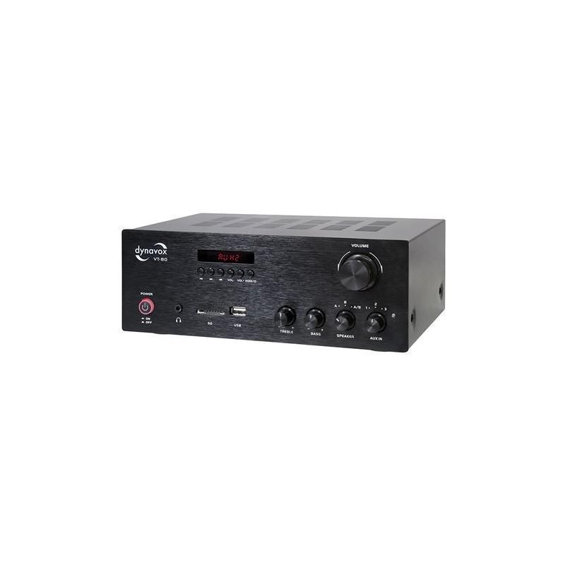Dynavox VT80 Amplificador