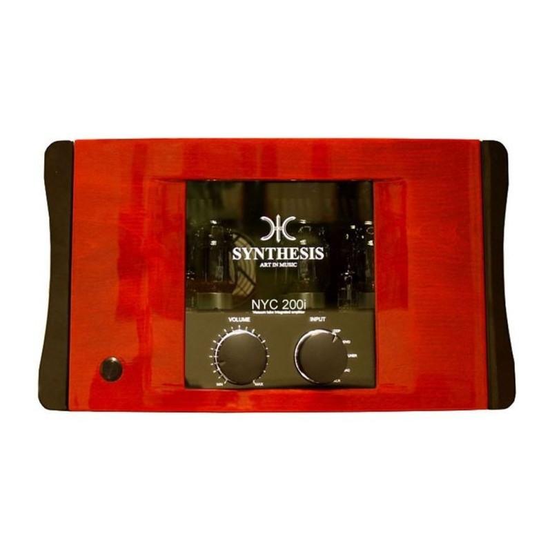 Synthesis Metropolis NYC 200i rojo
