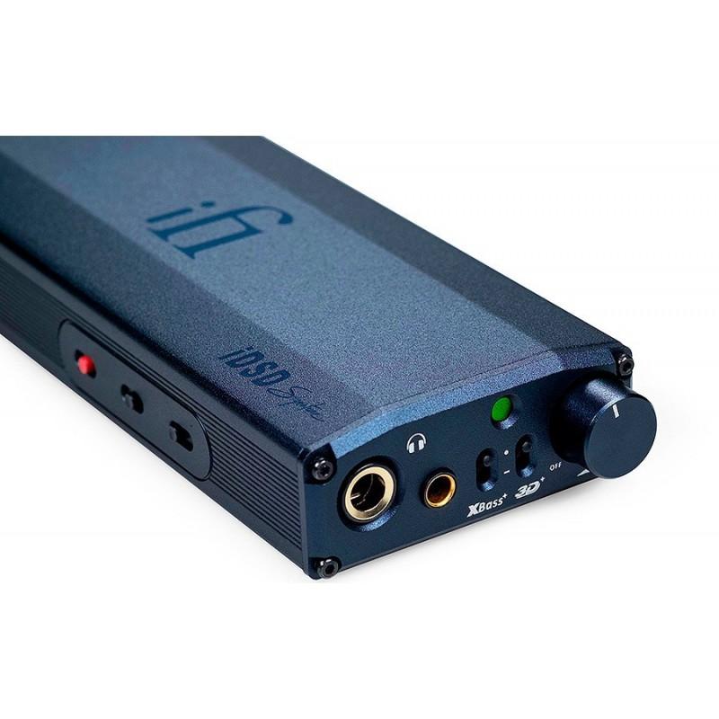 iFi Audio Micro IDSD Signature negro