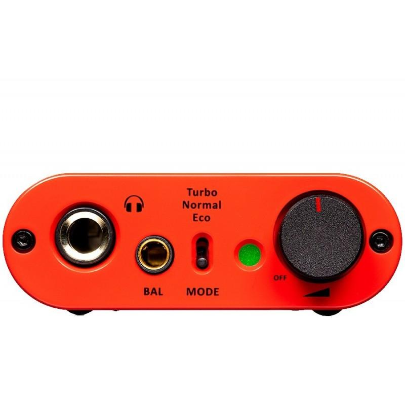 iFi  Audio   iDSD Diablo rojo