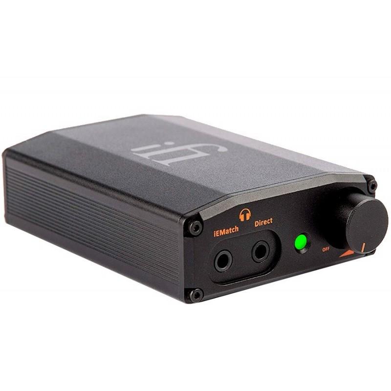 iFi Audio Nano IDSD BL negro