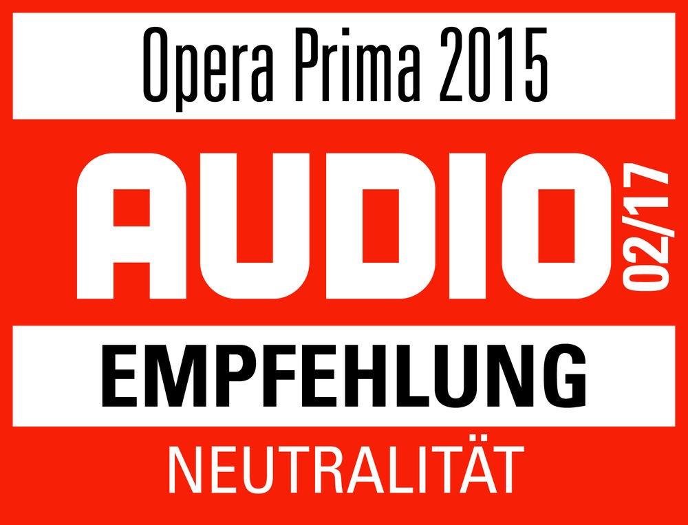 Opera Prima Audio Febrero 2017